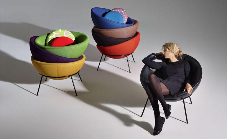Lina Bo Bardi // Bowl Chair