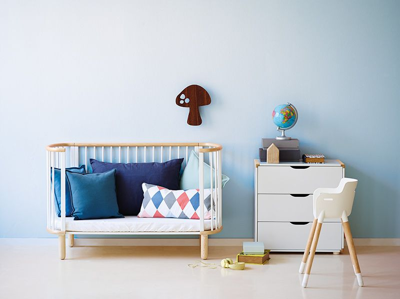 Du design scandinave pour les kids : Flexa | Agencement chambre ...