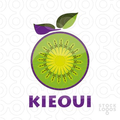 K - KieOui Kiwi Fruit