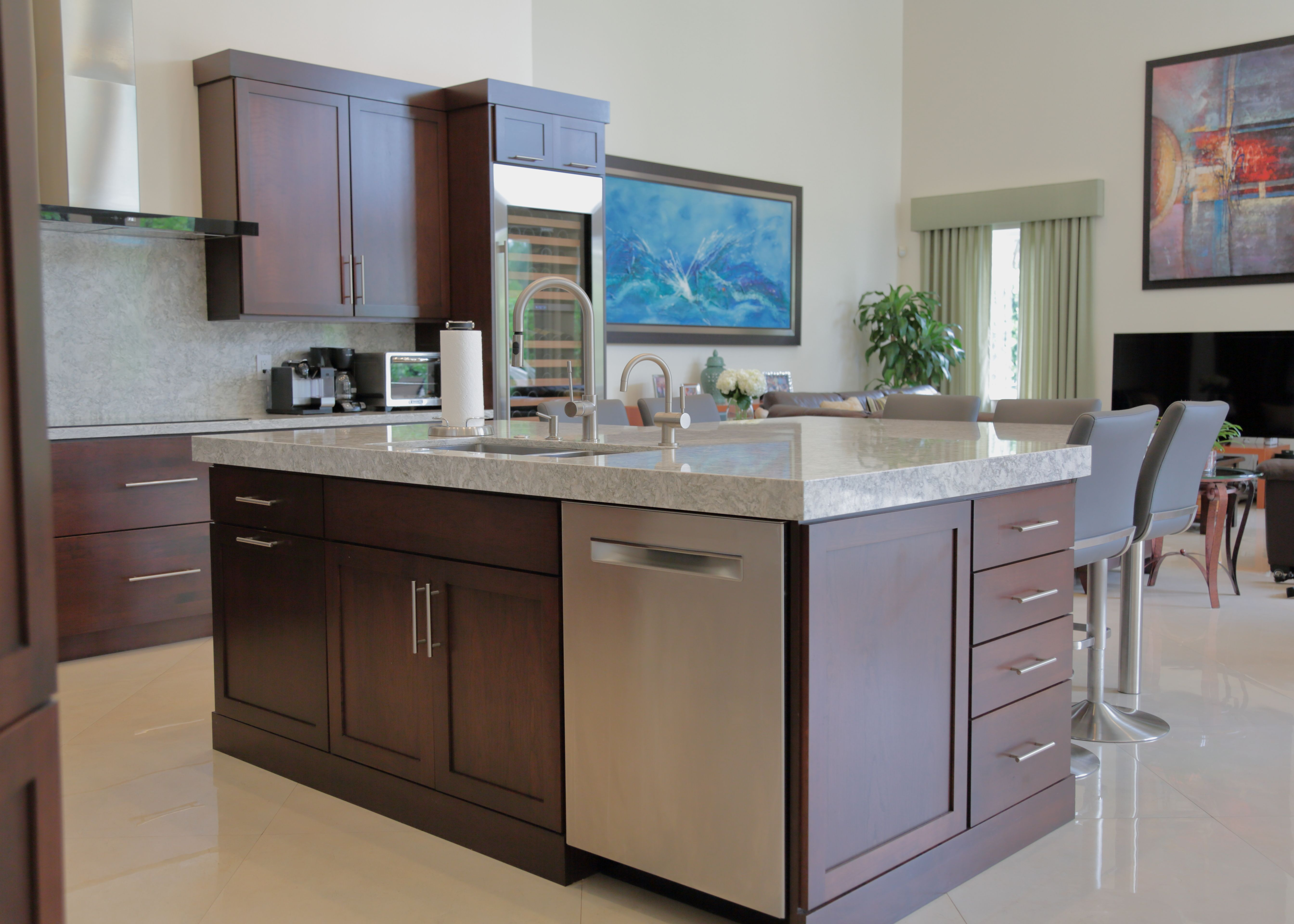 A Gorgeous Kitchen Call Us At 305 234 1990 In 2020 Modern Kitchen Gorgeous Kitchens Kitchen Design