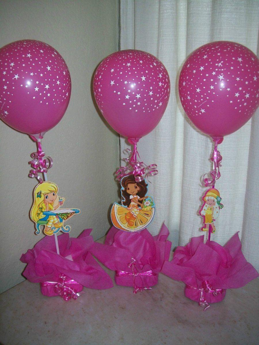 Centros de mesa princesas buscar con google balloon - Mesas para cumpleanos infantiles ...