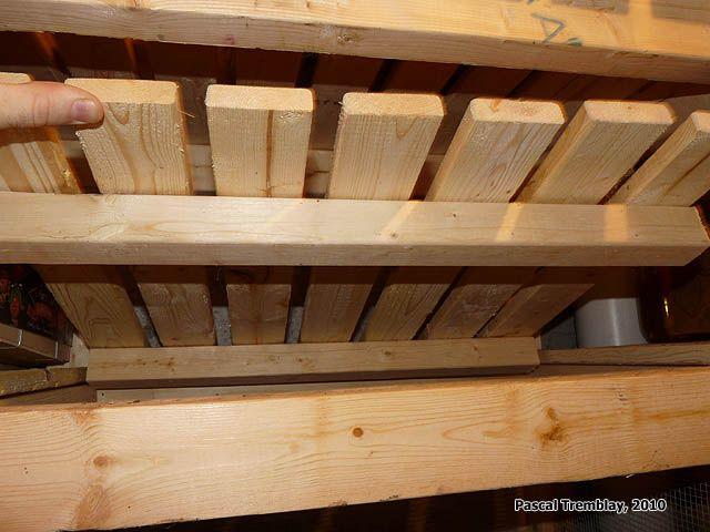 Cold Room Framing Design, Door Switch Idea, Removables And Adjustable Food Storage  Shelves, ...