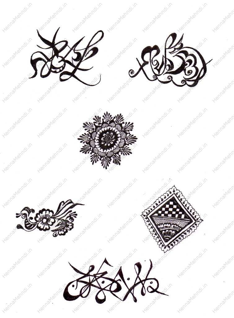 Small Temporary Tribal Tattoo Designs Stylendesignscom