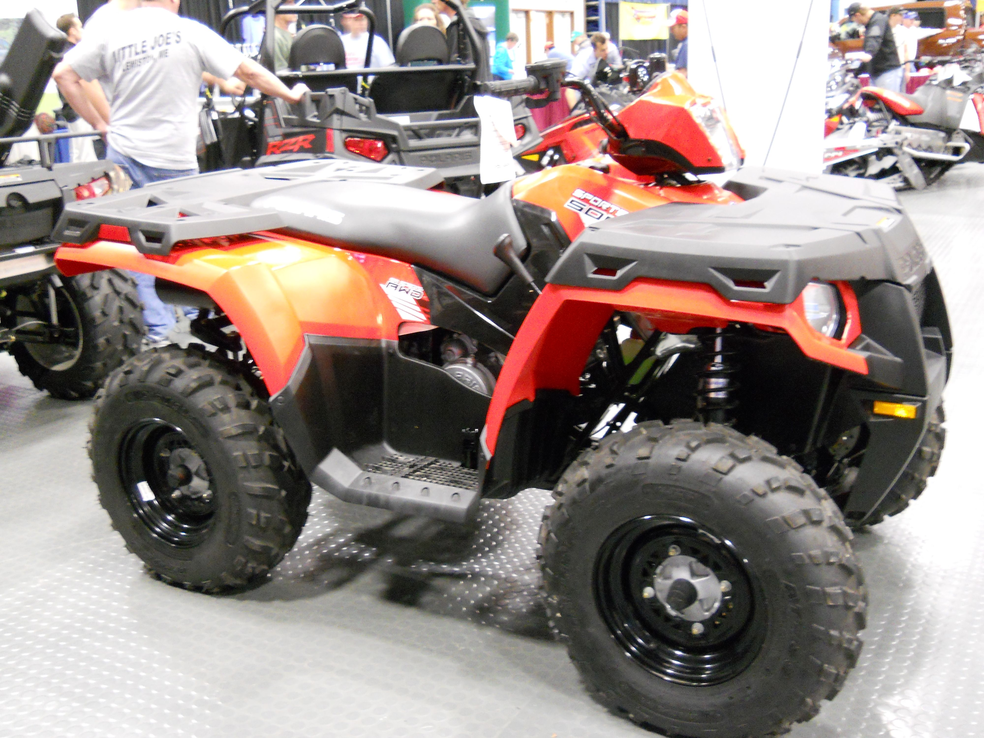 Sportsman 500 Awd 500 Hq Four Wheeler We Will Own One
