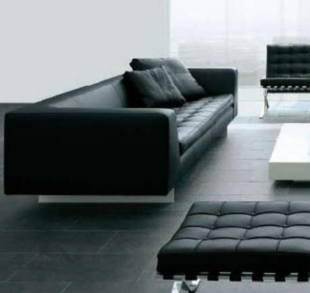 Alivar Haero Sofa | Barcelona Mies Van Der Rohe Chair