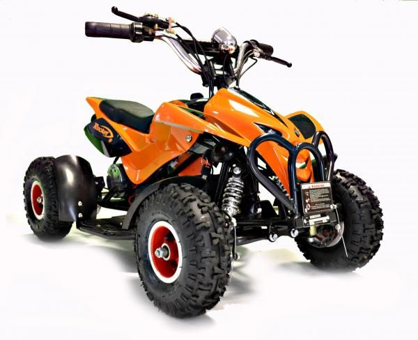 Kids Rocket Rampage 500 Electric Battery Quad Bike 36v 500 Watt