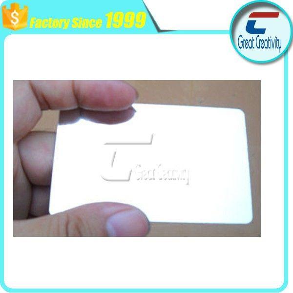 Plastic mirror business card manufacturers rfid pinterest plastic mirror business card manufacturers colourmoves