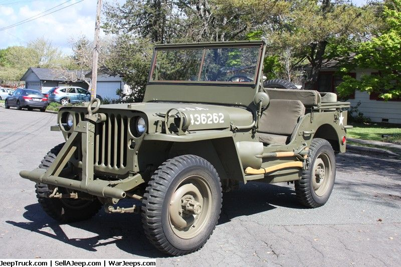 Used jeeps and jeep parts for sale 1944 gpw military jeeps for used jeeps and jeep parts for sale 1944 gpw sciox Choice Image