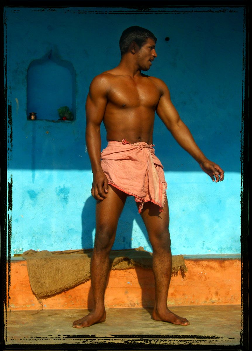 The Accidental Sensuality Of Ancient Indian Wrestling Indian