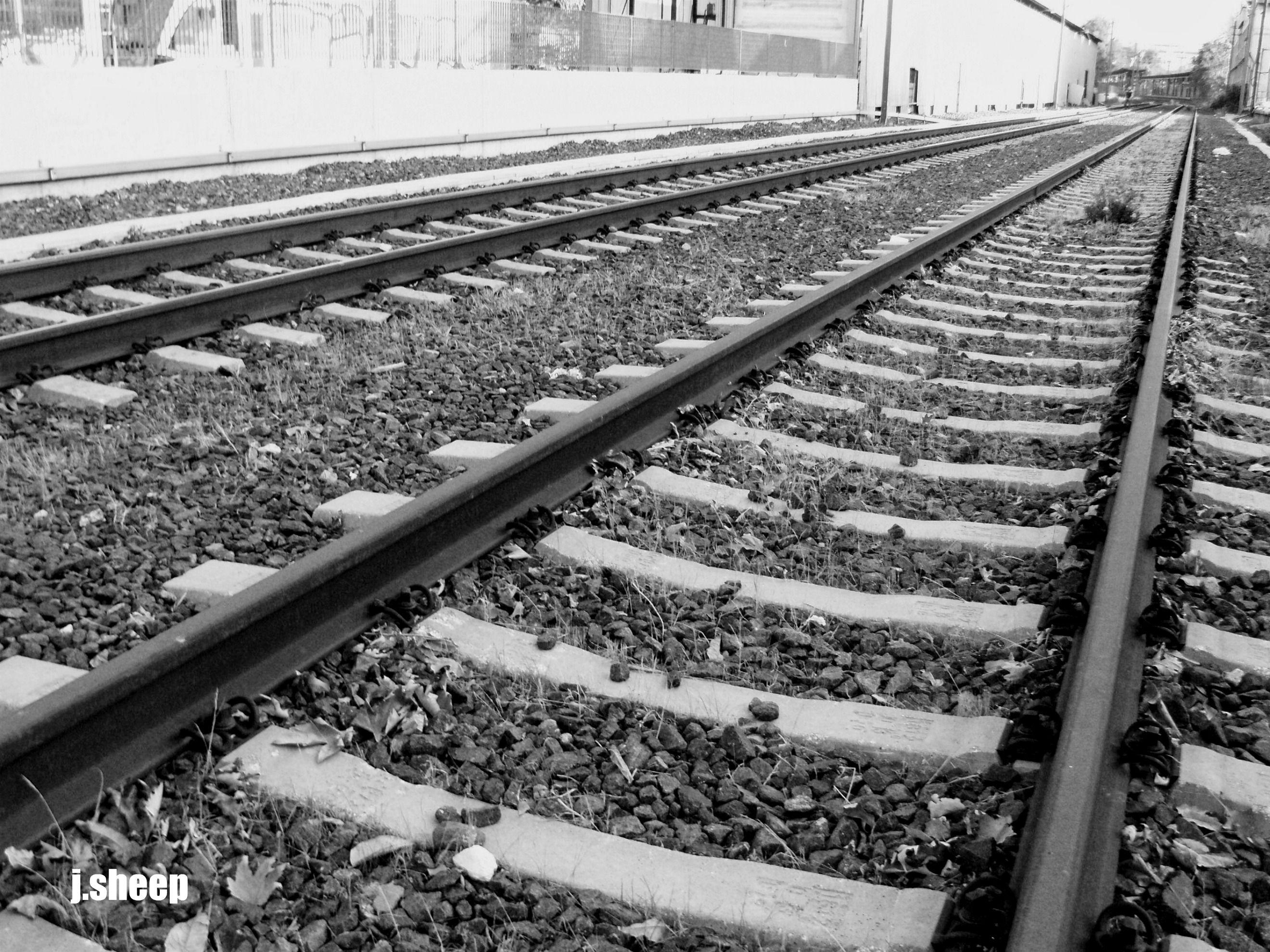 b&w railway