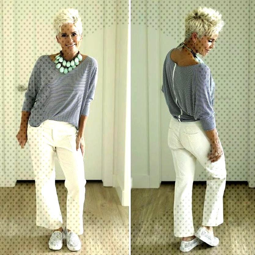Timeless short hairstyles for older women over 50 - hairstyle models - Timeless short hairstyles f