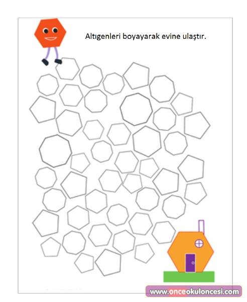 Harika Ilkbahar Boyama Sayfaları önce Okul öncesi Ekibi