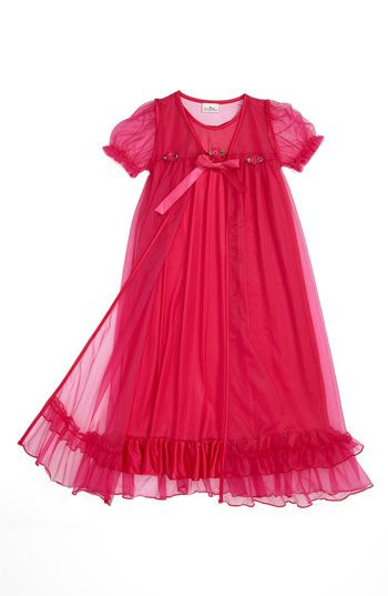8a2449ce4 Laura Dare Nightgown   Robe (Little Girls)