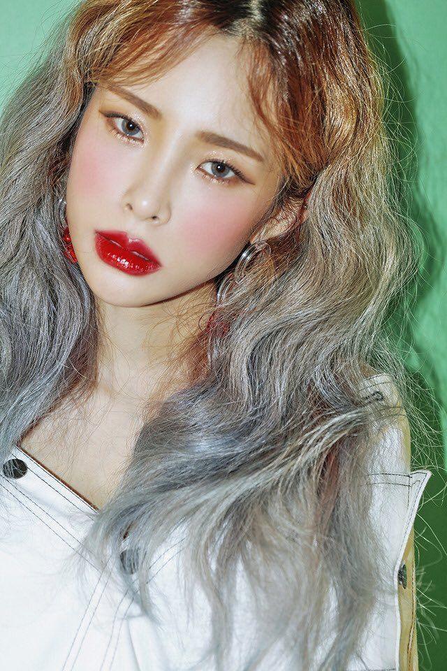 Heize Updates Close On Twitter Just Beauty Stylenanda Kpop Girls