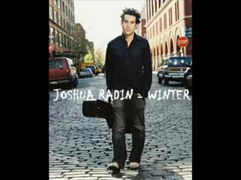 joshua radin winter