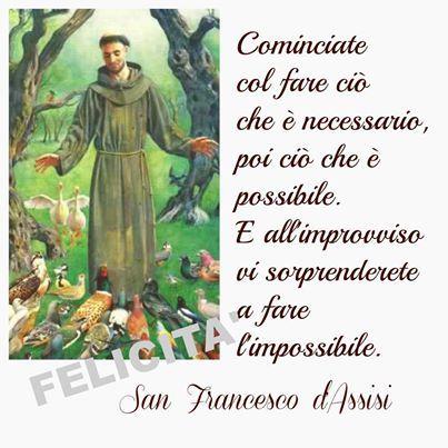 San Francesco Citazioni Preghiera Citazioni Divine