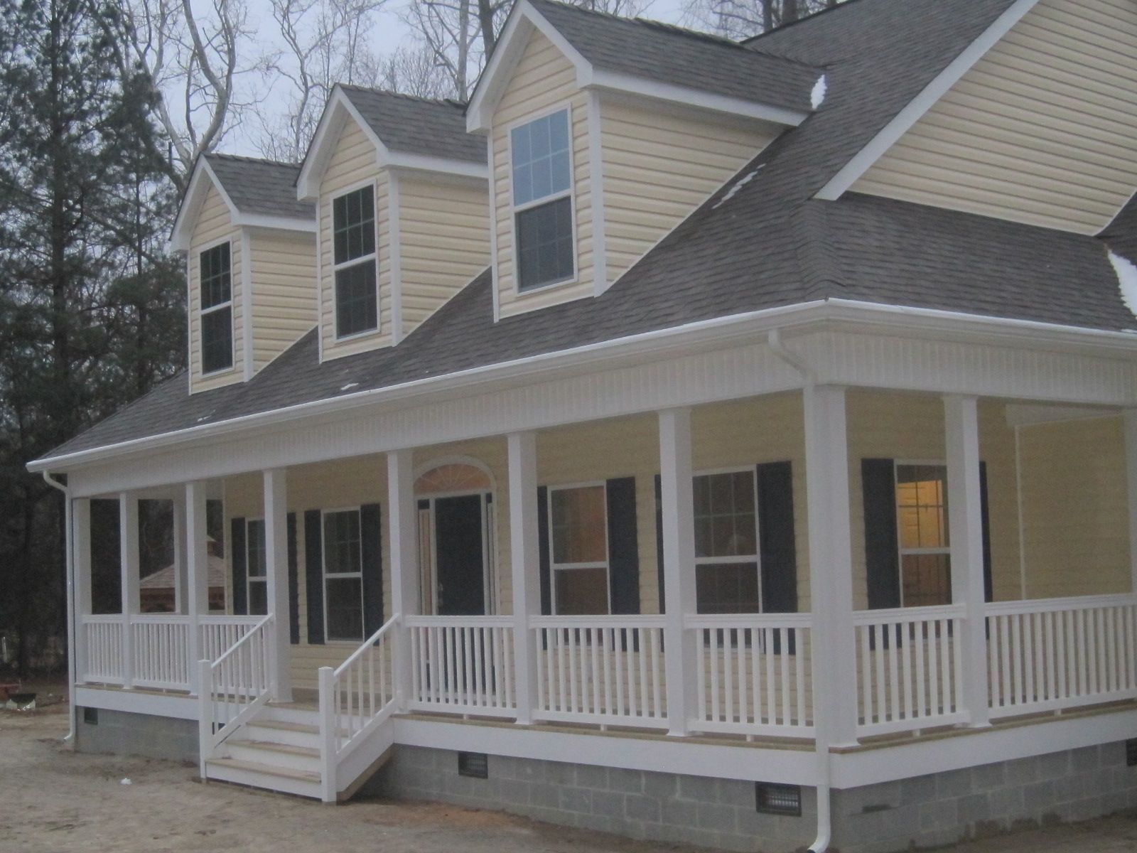 Brand new tidewater modular home in gloucester va for Tidewater modular homes