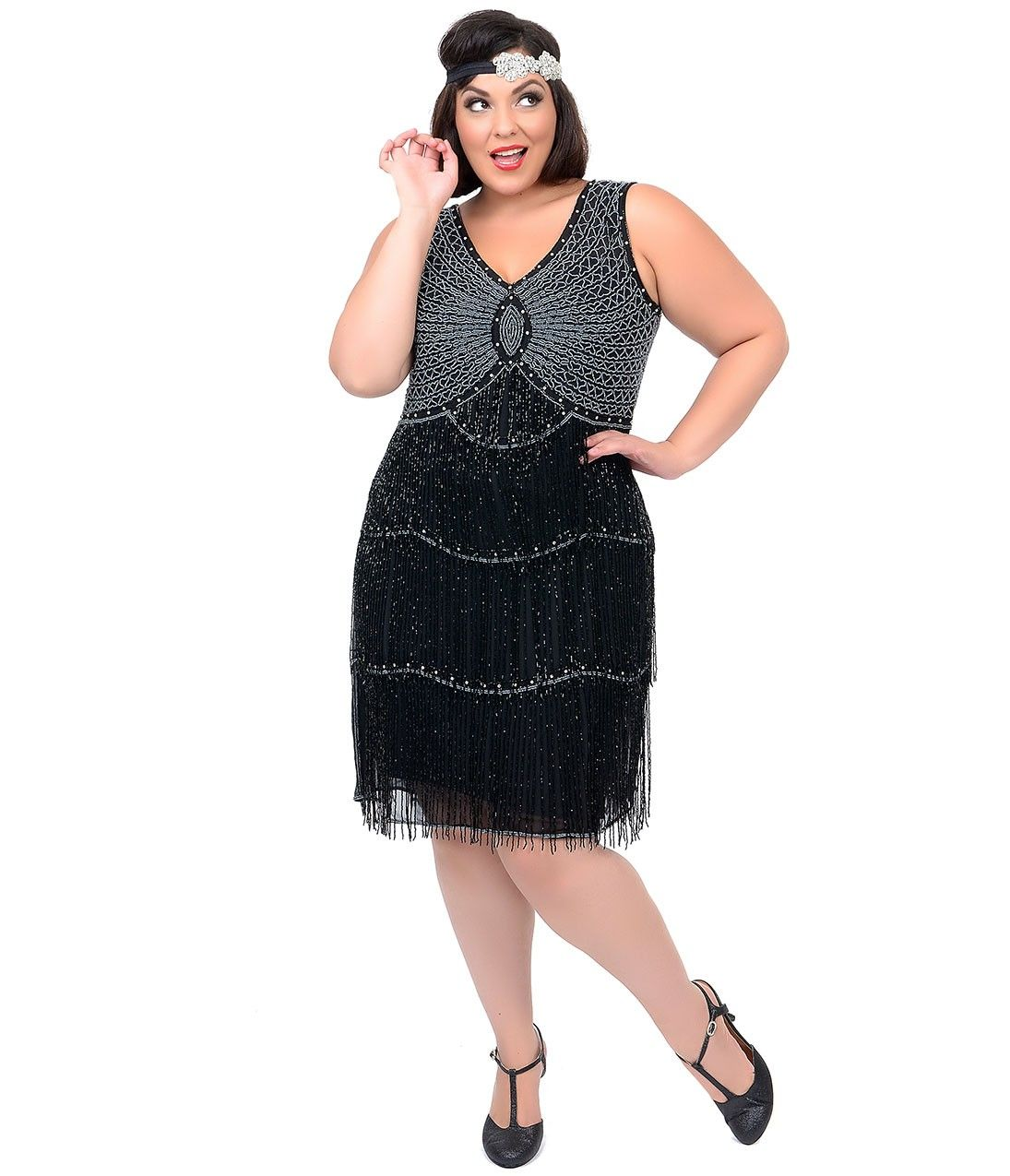 flapper style for middle age women - google search | fashion