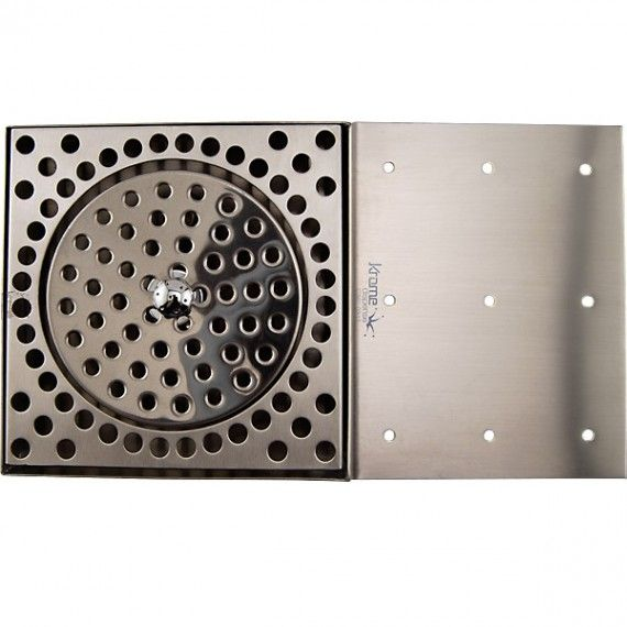 Glass Rinser Assembly for Drip Tray