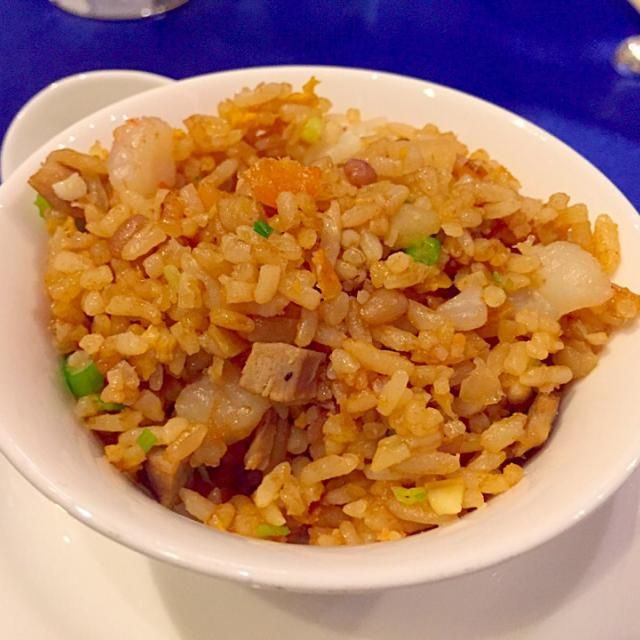 レシピとお料理がひらめくSnapDish - 3件のもぐもぐ - Fried mixed rice with roasted duck & chestnut by Sky Blue