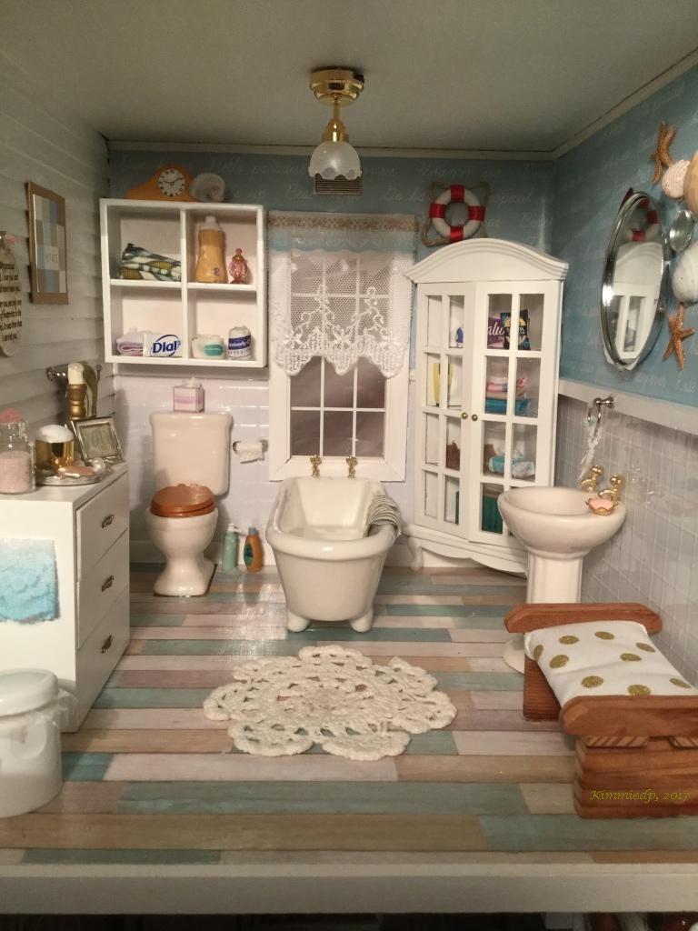 The Allison Jr Dollhouse with addition #dollhouses