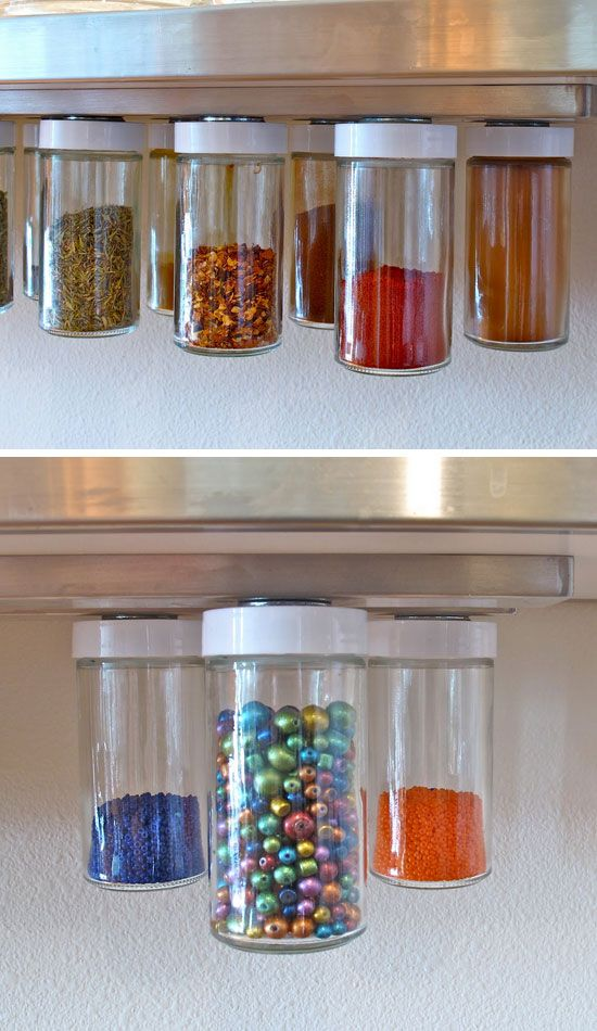 24 Easy Kitchen Storage Ideas For Small Spaces