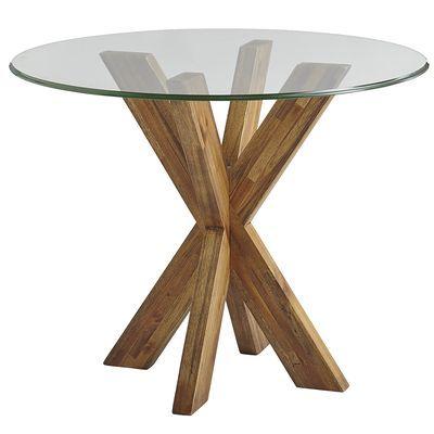 Simon X End Table Java Dining Table Bases Coffee Table Base