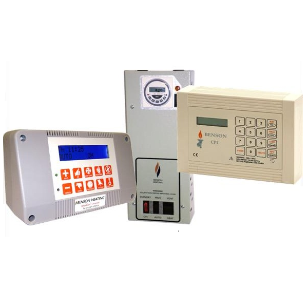 Ambirad Controls Selection Heating Systems Control System