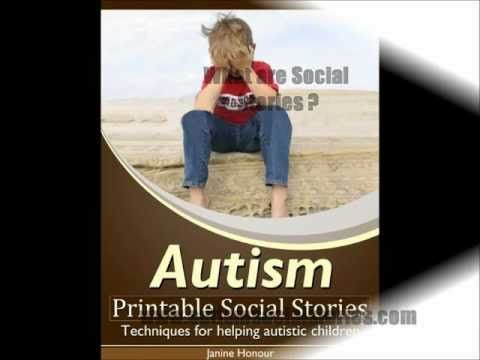 Autism Social Stories Movie and help for kids with Apsergers
