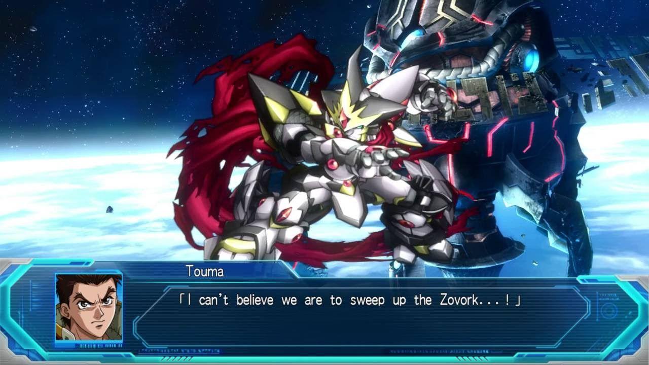 (ENG)Super Robot Wars OG Moon Dwellers Raioh All Attacks