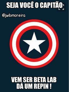 Beta Segue Beta Faz um Repin que irei retribuir @JWBMOREIRA #SDV vem fazer parte do grupo WhatsApp 85 996872196 Beta lab.