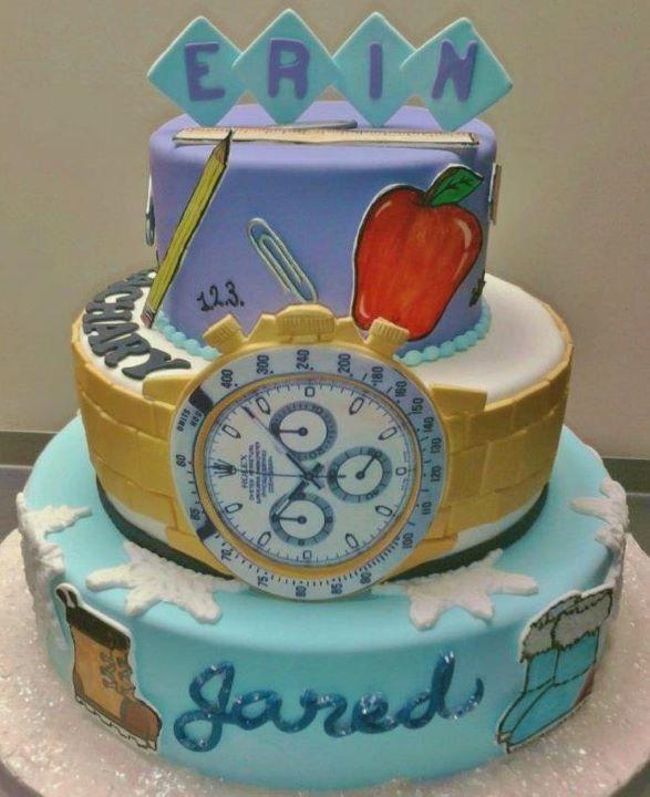 Amazing Theme Birthday Cake By Kristan Newman from Wonderful Wedding