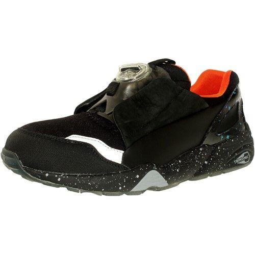 c7b34f65b47 Alexander McQueen By Puma MCQ Disc Black Men US 11 Black Sneakers ...