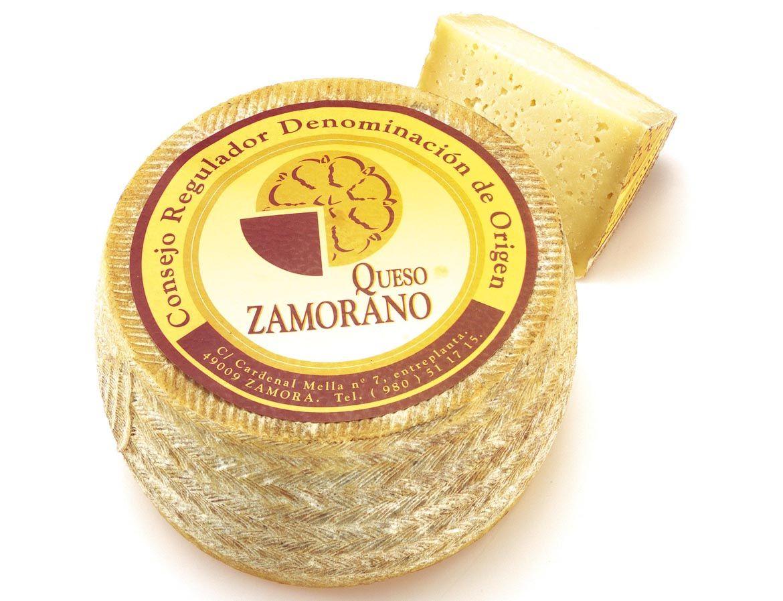 queso zamorano