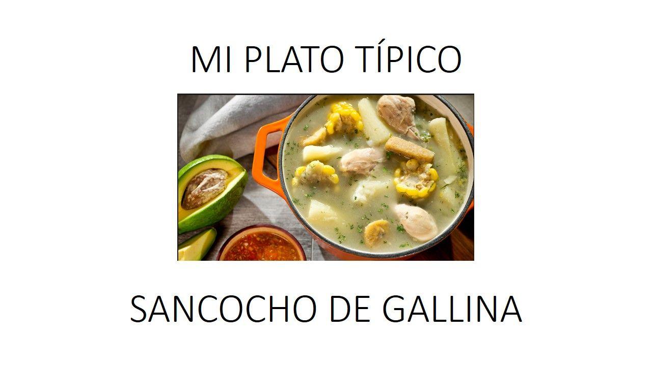 Este es el plato típico del municipio de Paime