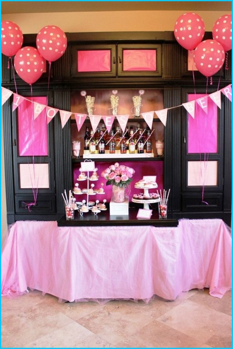 awesome 21st Birthday Party Themes Ideas Birthday party