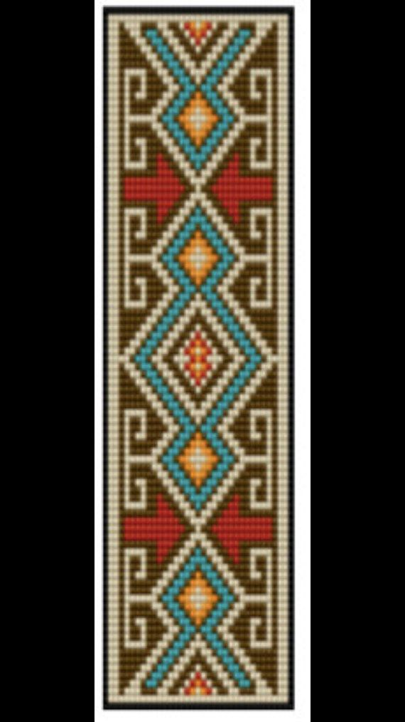 Pattern Bead Loom Braceley Red Arrows Pdf File