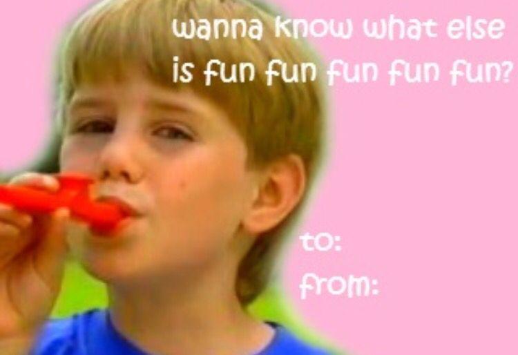 Kazoo Kid Valentines Day Card Memes Kids Fans Valentines For Kids