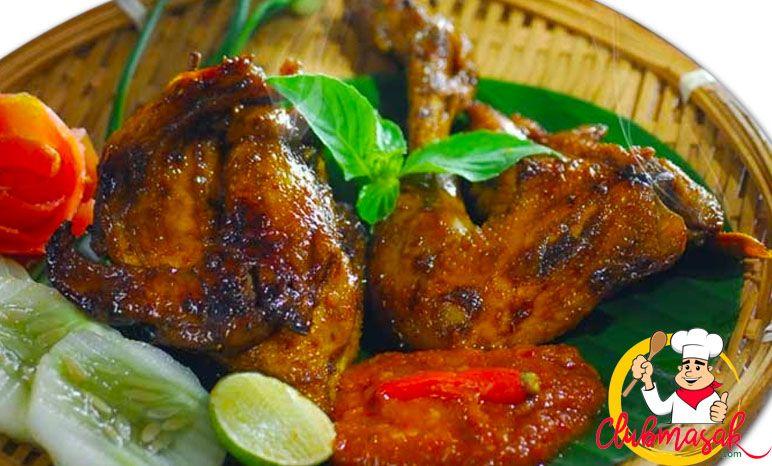 Resep Ayam Bakar Kalasan Resep Nusantara Club Masak Resep Ayam Masakan Masakan Indonesia