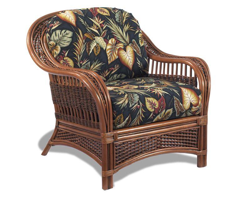 Rattan Chair - Tigre Bay Rattan Furniture