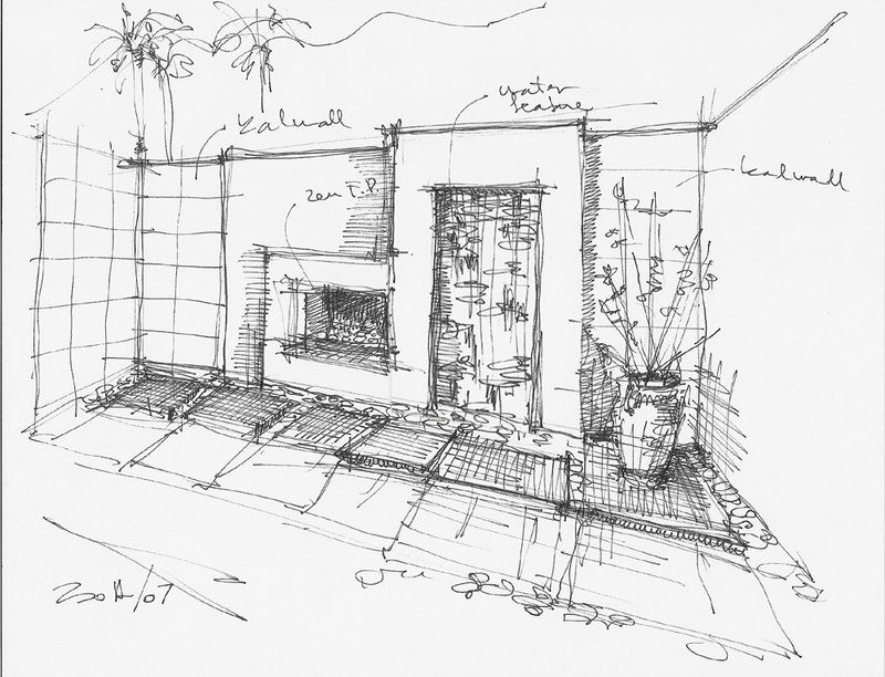 floor plan for the family room design sketch for the family room floor plan for the formal living room design sketch for the forma pinterest arch - Interior Design Drawings Easy