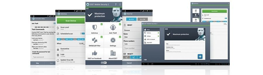 Eset antivirus mobile