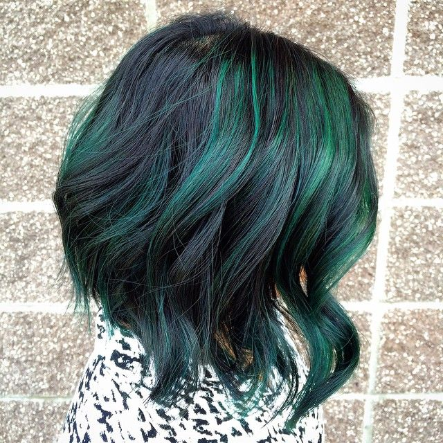Im All About Da Hair On Instagram Hi Guys My Name Is Amanda And I Am One Of The Contributors On Here I Love Seeing Hair Styles Green Hair Short