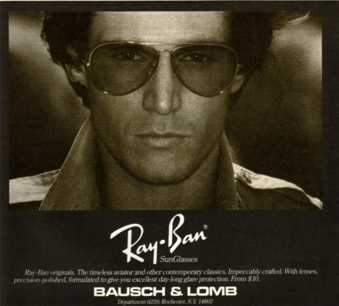 cee1eb7c9e Ray Ban Bausch And Lomb Vintage Sunglasses