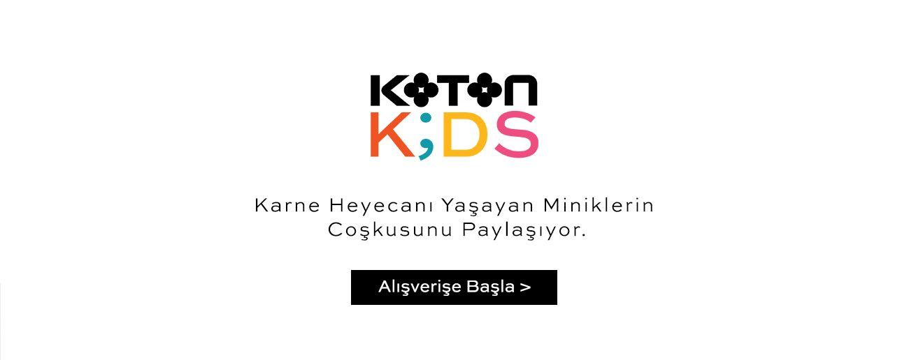 Koton Kids I Logo Design Creativity Timeless