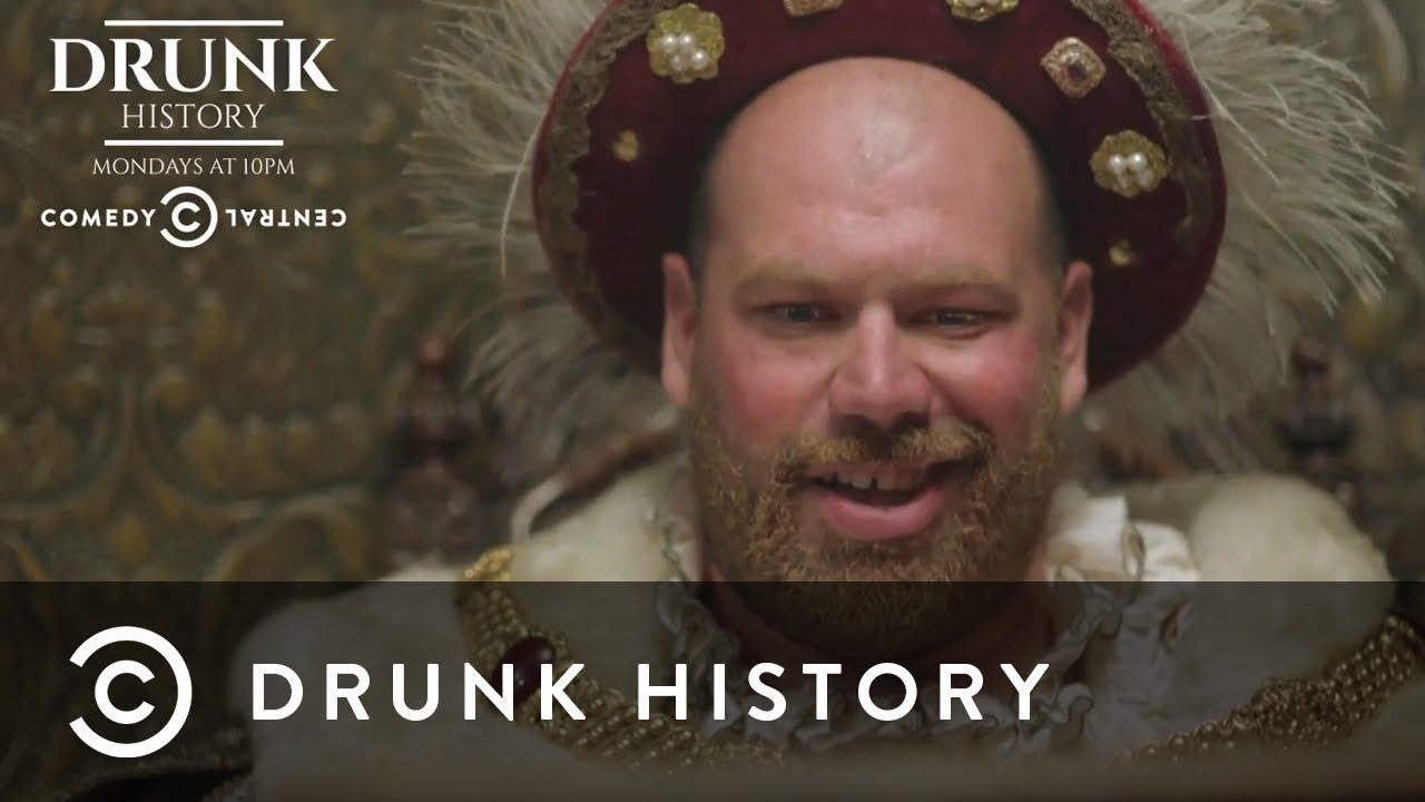 Rob Beckett & Henry VIII (Part 1) | Drunk History UK