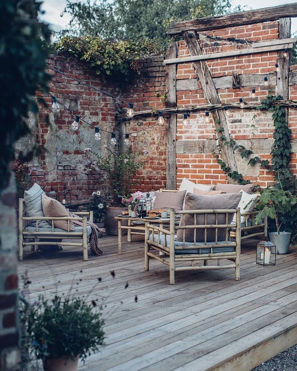 Home Inspiration // Tiny Heirloom The Definitive Source ... on Myliving Outdoors  id=63253