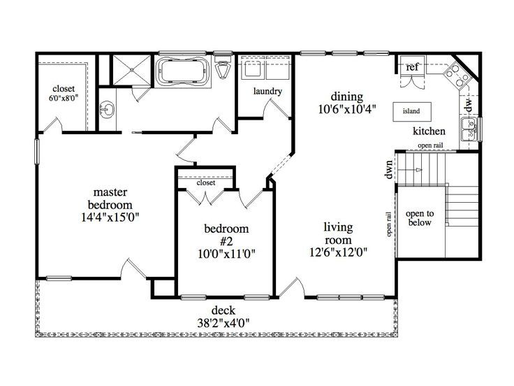 hmm... build a garage with an apartment first... (and