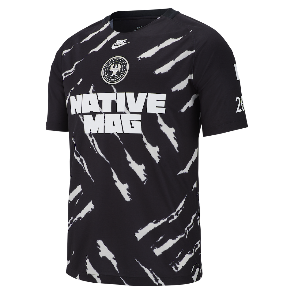 Nike By The Native 2018 Ile Limited Edition Jersey 2020 ユニフォーム