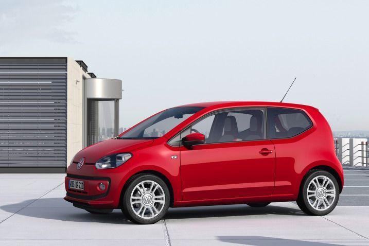 Volkswagen E Up Tiny Vw Ev Set For Frankfurt Motor Show Debut